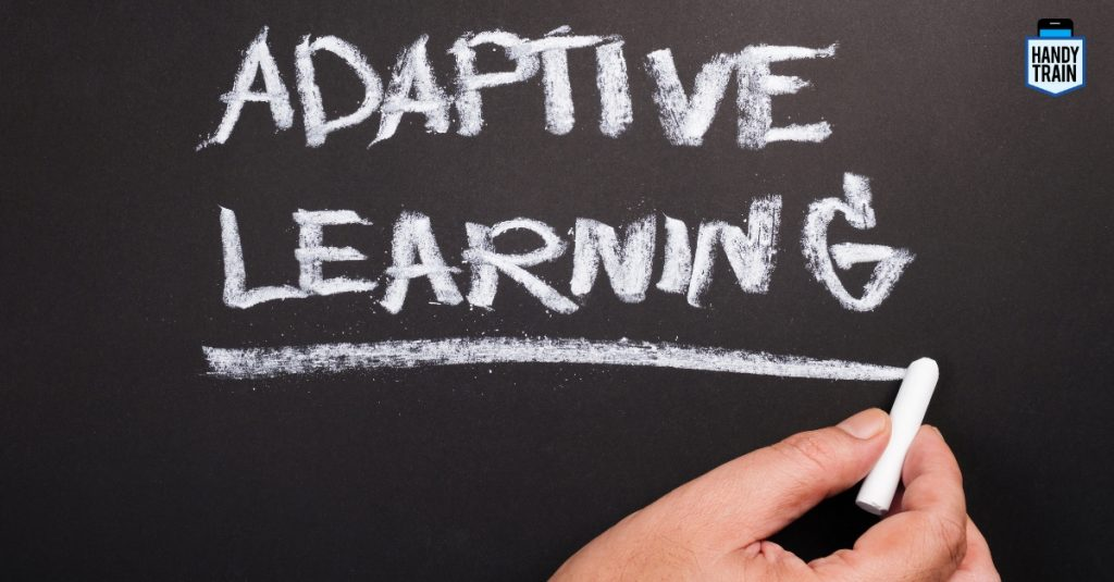 e-learning trends 2019 -  adaptive learning | handytrain.com