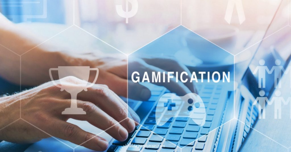 e-learning trends 2019 - gamification | handytrain.com