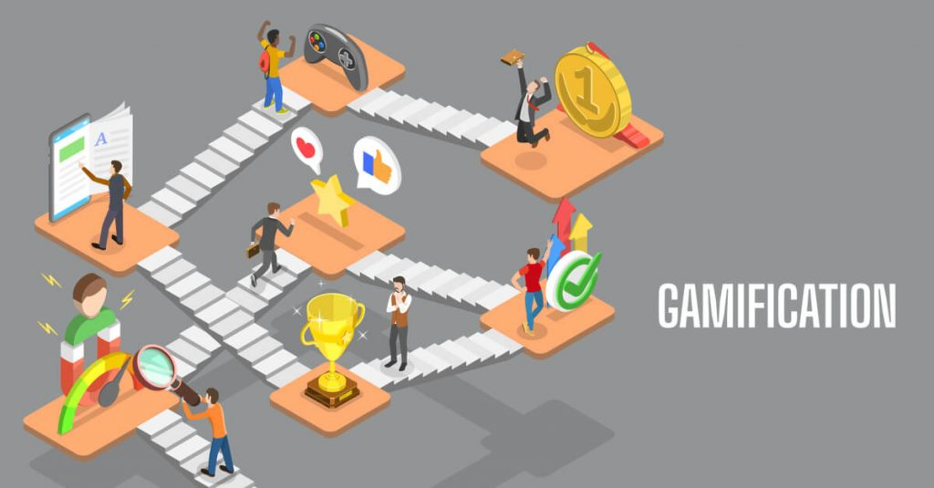 employee experience with gamification